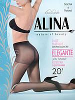 Капроновые колготки 20 DEN Alina