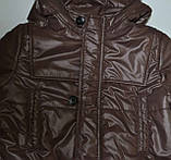 Куртка для хлопчика ТМ Одягайко. Куртка дитяча, фото 6