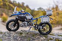 Конструктор Lego Technic Приключения на BMW R 1200 GS 42063