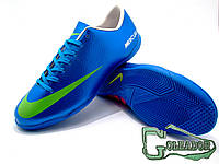 Футзалки Nike Mercurial Victory (бампы, найк меркуриал) купить с Гарантией Pro