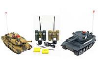 Танковый бой с системой инфракрасного наведения (Уценка)