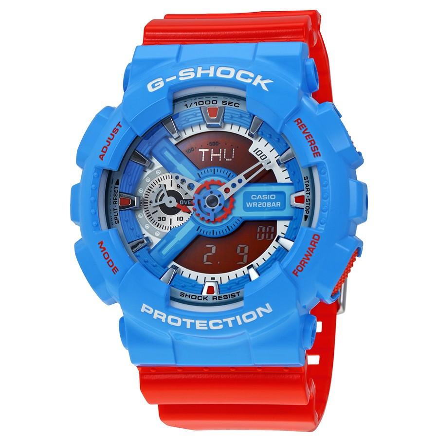 Часы мужские Casio G-Shock GA-110NC-2AER