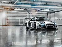"Фотообои ""Audi R8 Le Mans"" 254х368 8-957"