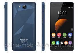 Смартфон Oukitel C3 Dark Blue ', фото 2