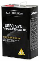 Моторное масло Chempioil (metal) TURBO SYN KIA, HYUNDAI 5w 30 4л.
