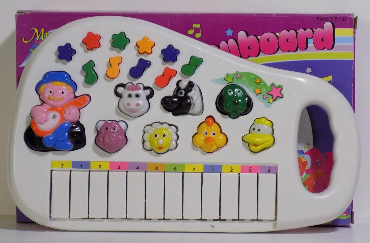 Пианино детское Fun time