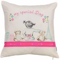 Чехол для декоративной подушки Apolena Baby collages 302-8973-1