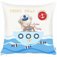 Чехол для декоративной подушки Apolena Teddy bear 302-8808-1