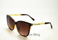 Женские очки солнцезащитные CHANEL