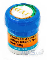 BGA паста JYD-50, 50 г, sn 63%, pb 37%