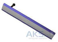 Aksline Заглушка разъема USB и SIM-карты Sony D6502 / D6503 Xperia Z2 Purple