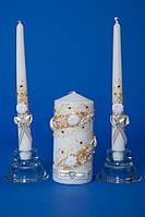 Набор свечей семейный очаг
