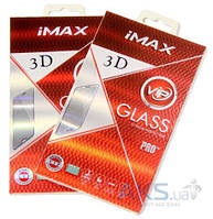 Защитное стекло IMAX 3D Silicone Full Frame Glass Apple iPhone 6 plus, iPhone 6S Plus Transparent