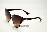 Женские очки солнцезащитные DIOR