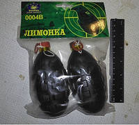 Шутиха Лимонка 0004B