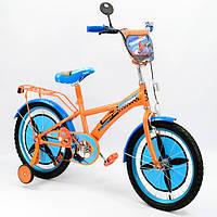 Детский двухколесный велосипед Летачки 18'' 151823