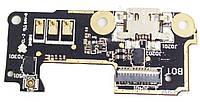 Шлейф для Asus ZenFone 5 Lite (A502CG) c разъемом зарядки и микрофоном