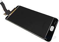 Дисплей (экран) для телефона Meizu M3s + Touchscreen Original Black