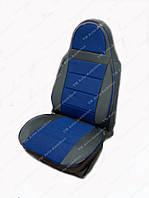 Чехлы на сидения универсальные - автоткань Pilot темно синий