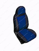 Чехлы на сидения универсальные - из автоткани Pilot Lux темно синий