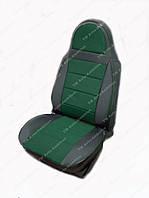 Чехлы на сидения универсальные -  автоткань Pilot зеленый