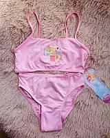 Купальник розовый для девочки DISNEY
