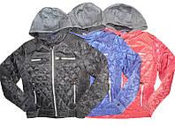 Стеганная куртка с  капюшоном для мальчика 8-14 лет, Nature RHB 4217