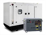 Трёхфазный дизельный генератор ESTAR F125 SA ( 100 кВт ) + АВР (подогрев и автоматический запуск)