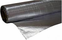 Армированный пароизоляционный тепловой барьер Алюбонд Фолар тип С, одностороннее фольгирование на клеевой осно