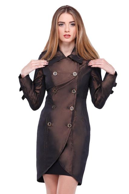 Модный плащ для девушек Nui very, купить женский плащ - Интернет магазин одежды Жасмин. в Хмельницком