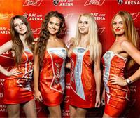 Услуги промо-модели на мероприятия в Киеве