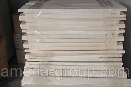 Рамка заготовка пчелиная липовая , фото 2