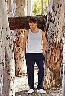 Мужские спортивные штаны с начесом Х/Б