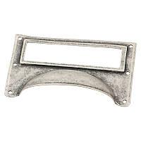Ручка Bosetti Marella CL 15123.80 античное серебро