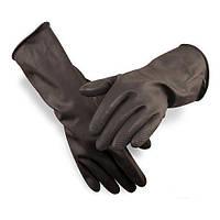 Перчатки резиновые химстойкие VINITEX