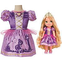 Малышка Disney от Jakks Pacific Рапунцель, и платье для девочки 3-4 лет 86834