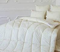 """Одеяло Wool Classic (Овечья шерсть), тм""""Идея"""" (Полуторное евро)"""