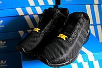 Кроссовки мужские Adidas Zx Flux 2101 черные