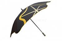 Зонт Blunt Golf G2 черно-желтый