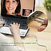 Ugreen переходник-разветвитель гибкий jack 3.5 mm AF / jack 3.5 mm 2 AM, фото 5