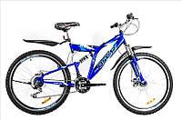 Велосипед OSKAR 26SY-01 Shimano BLUE