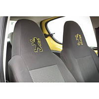 ЧЕХЛЫ НА СИДЕНЬЯ  ELEGANT Peugeot Bipper c 2008