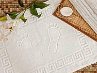 Полотенца белые ножки  50-70 Le vele см .