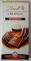 "Шоколад молочный Lindt ""Irish Coffee Au Whisky"", 150 г"