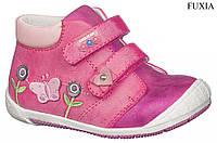 """Демисезонные ботинки для девочки 47/17""""American Club"""" (фуксия) размеры 20-25"""