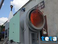 Предтопок твердотопливный Вихревая, 12, 20 000 кВт (20 МВт), Шамот, Украина