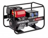 Генератор бензиновый HONDA EC 6000