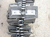 Транспортер ЗМ-90 довгий (скребок рез.280х100)