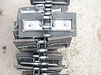 Транспортер ЗМ-90 довгий (скребок рез. 300х100)