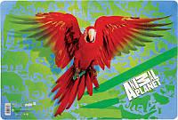Подкладка настольная (42,5х29 см) KITE 2015 Animal Planet 207 (AP15-207K)